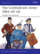 The Confederate Army 1861–65 (4) 0 9781846030321 1846030323