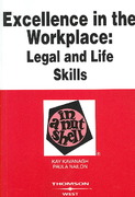 Excellence in the Workplace 1st edition 9780314176097 0314176098