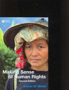 Making Sense of Human Rights 2nd Edition 9781405145350 1405145358