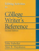College Writers Reference 2nd edition 9780130824660 0130824666