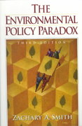 The Environmental Policy Paradox 3rd edition 9780130851468 0130851469