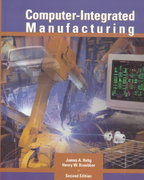 Computer Integrated Manufacturing 3rd Edition 9780131134133 0131134132