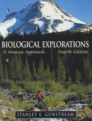 Biological Explorations 4th edition 9780130894465 013089446X