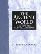 The Ancient World 5th edition 9780130912596 013091259X