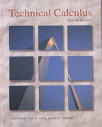 Technical Calculus 4th edition 9780130930040 0130930040