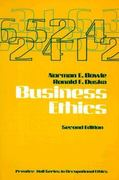 Business Ethics 2nd edition 9780130959102 0130959103