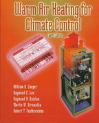 Warm Air Heating for Climate Control 5th edition 9780130483904 0130483907