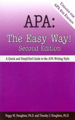 Apa 6th edition 9780923568962 0923568964