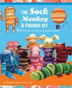 Sock Monkey and Friends 0 9780811871204 0811871207