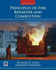 Principles of Fire Behavior and Combustion 4th Edition 9781284056105 1284056104