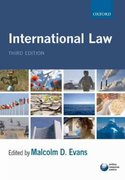 International Law 3rd edition 9780199565665 019956566X