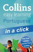 Collins Easy Learning Portuguese in a Click 0 9780007337378 000733737X