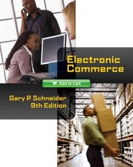 Electronic Commerce 9th Edition 9780538469241 0538469242