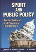 Sport and Public Policy 1st Edition 9780736058711 0736058710