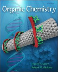 Organic Chemistry 8th edition 9780073402611 0073402613