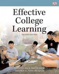 Effective College Learning 2nd edition 9780205750139 0205750133