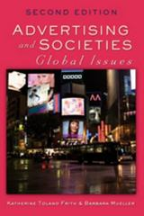 Advertising and Societies 3rd Edition 9781433103858 1433103850