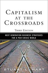 Capitalism at the Crossroads 3rd edition 9780137042326 0137042329