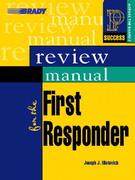 Review Manual for the First Responder 1st edition 9780131184398 0131184393
