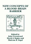 New Concepts of a Blood-Brain Barrier 1st edition 9780306452048 0306452049