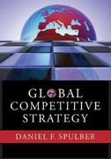 Global Competitive Strategy 1st edition 9780521880817 0521880815