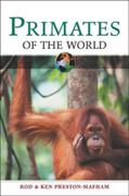 Primates of the World 2nd Edition 9780816052110 0816052115