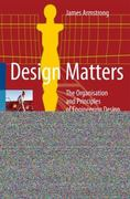 Design Matters 1st edition 9781846283918 1846283914
