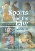 Sports and the Law 0 9780890897348 0890897344