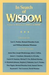 In Search of Wisdom 0 9780664252953 0664252958