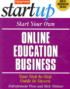 Start Your Own Online Education Business 1st edition 9781599181202 1599181207