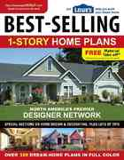 Lowe's Best-Selling 1-Story Home Plans 0 9781580114813 1580114814