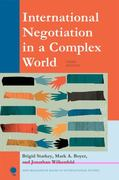 International Negotiation in a Complex World 3rd Edition 9780742566804 0742566803