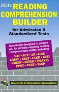 Reading Comprehension Builder for Admission and Standardized Tests 1st edition 9780878917938 0878917934