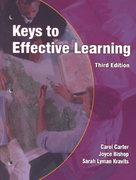Keys to Effective Learning 3rd edition 9780130618771 0130618772