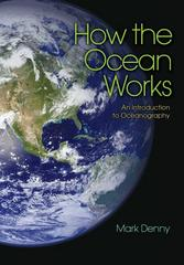 How the Ocean Works 1st Edition 9781400842889 1400842883