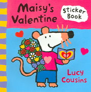Maisy's Valentine Sticker Book 0 9780763627133 0763627135