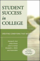 Student Success in College, (Includes New Preface and Epilogue) 1st Edition 9780470599099 047059909X