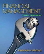 Financial Management 1st edition 9780137039197 0137039190