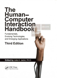 Human Computer Interaction Handbook 3rd Edition 9781439829431 1439829438