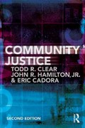 Community Justice 2nd Edition 9780415780278 0415780276
