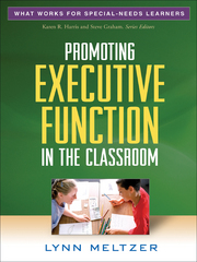 Promoting Executive Function in the Classroom 1st Edition 9781606236161 1606236164