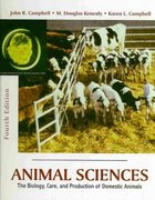 Animal Sciences 4th Edition 9781577666561 1577666569