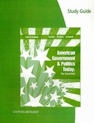 Study Guide for Bardes/Shelley/Schmidt's American Government and Politics Today: The Essentials 2009 - 2010 Edition, 15th 15th edition 9780495572381 0495572381