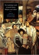 The Cambridge Guide to Jewish History, Religion, and Culture 1st Edition 9780521689748 0521689740