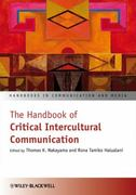 The Handbook of Critical Intercultural Communication 1st edition 9781405184076 1405184078