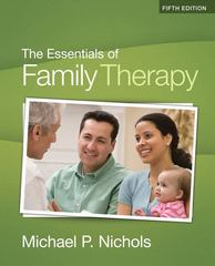 The Essentials of Family Therapy 5th edition 9780205787234 0205787231
