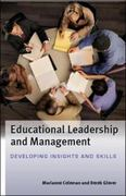 Educational Leadership and Management 1st edition 9780335236084 0335236081