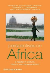 Perspectives on Africa 2nd edition 9781405190602 1405190604