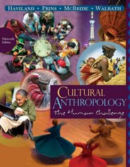 Cultural Anthropology 13th edition 9780495810827 0495810827