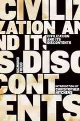 Civilization and Its Discontents 1st Edition 9780393304510 0393304515